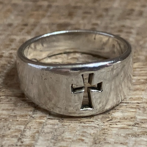 James Avery Jewelry - James Avery Sterling Silver Cross Ring